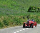 Il duo Turelli -Turelli su Fiat 508 conquistano l'ottava Targa AC Bologna
